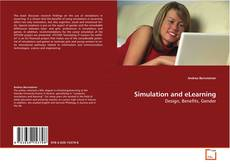 Couverture de Simulation and eLearning