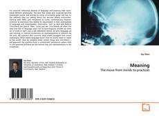 Bookcover of Meaning