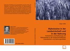 Capa do livro de Mykotoxine in der Landwirtschaft und in der Nahrung