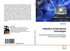 Capa do livro de Utilization of Educational Technologies