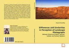 Buchcover von Differences and Similarities in Perception of Landscape Photographs