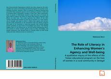 Bookcover of The Role of Literacy in Enhancing Women's Agency and Well-being