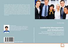 Bookcover of Leadership,Management, and Globalization
