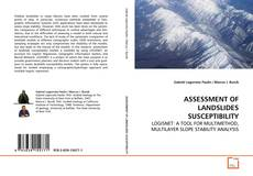 Bookcover of ASSESSMENT OF LANDSLIDES SUSCEPTIBILITY