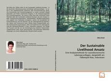 Bookcover of Der Sustainable Livelihood Ansatz