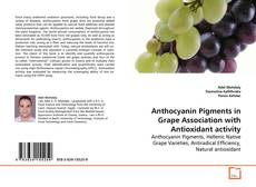 Capa do livro de Anthocyanin Pigments in Grape Association with Antioxidant activity