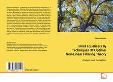 Copertina di Blind Equalizers By Techniques Of Optimal Non-Linear Filtering Theory