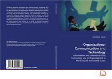 Couverture de Organizational Communication and Technology
