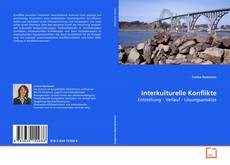 Bookcover of Interkulturelle Konflikte