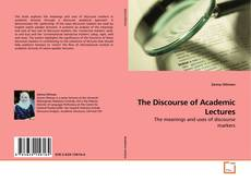 The Discourse of Academic Lectures kitap kapağı