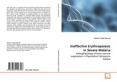 Bookcover of Ineffective Erythropoiesis in Severe Malaria