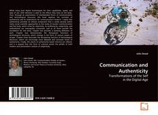 Bookcover of Communication and Authenticity