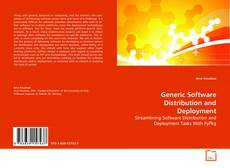 Generic Software Distribution and Deployment的封面