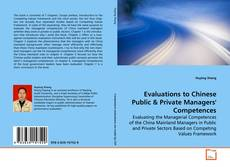 Buchcover von Evaluations to Chinese Public