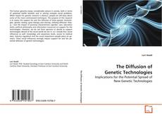 Capa do livro de The Diffusion of Genetic Technologies