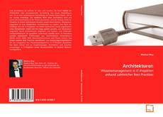Обложка Architekturen