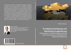 Capa do livro de Produktentwicklung mit Marketing Engineering