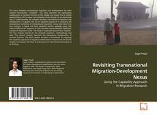 Revisiting Transnational Migration-Development Nexus kitap kapağı