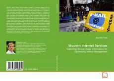 Buchcover von Modern Internet Services