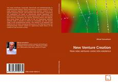 Bookcover of New Venture Creation