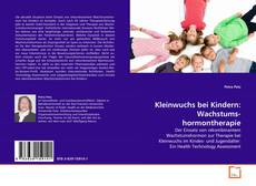 Обложка Kleinwuchs bei Kindern: Wachstumshormontherapie