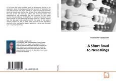 Bookcover of A Short Road to Near-Rings