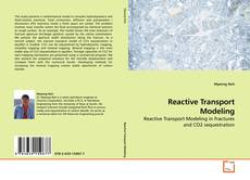 Capa do livro de Reactive Transport Modeling