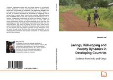 Обложка Savings, Risk-coping and Poverty Dynamics in Developing Countries