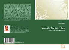 Bookcover of Animal's Rights in Islam
