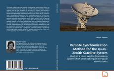 Capa do livro de Remote Synchronization Method for the Quasi-Zenith Satellite System