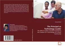 Buchcover von The Principal as Technology Leader