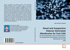 Bookcover of Novel and Inexpensive Polymer Electrolyte Membranes for Fuel Cells