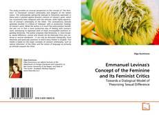 Bookcover of Emmanuel Levinas's Concept of the Feminine and Its Feminist Critics