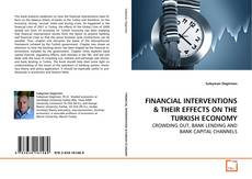 FINANCIAL INTERVENTIONS kitap kapağı