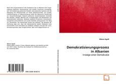 Demokratisierungsprozess in Albanien kitap kapağı