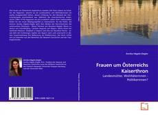 Buchcover von Frauen um Österreichs Kaiserthron