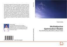 Bookcover of Multiobjective Optimization Models