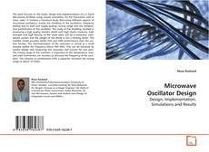 Copertina di Microwave Oscillator Design
