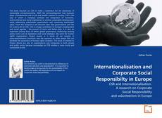 Couverture de Internationalisation and Corporate Social Responsibilty in Europe