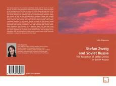 Обложка Stefan Zweig and Soviet Russia