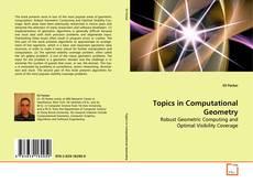 Portada del libro de Topics in Computational Geometry