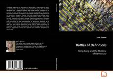 Bookcover of Battles of Definitions