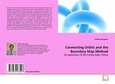 Bookcover of Connecting Orbits and the Boundary Map Method