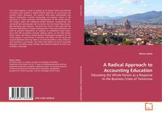 Couverture de A Radical Approach to Accounting Education