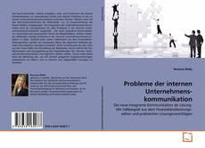 Couverture de Probleme der internen Unternehmenskommunikation