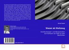 Couverture de Wasser als Werkzeug