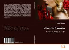 "Buchcover von ""Cabaret"" in Translation"