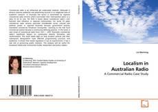 Обложка Localism in Australian Radio