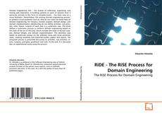 Bookcover of RiDE - The RiSE Process for Domain Engineering