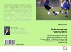 Couverture de Besteuerung von Fußballspielern